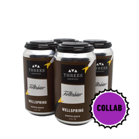 Wellspring 4-Pack (Doppelbock Collab with Folksbier)