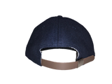 Navy Ebbets Hat