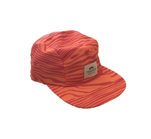 Short Fuse 5 Panel Beach Hat