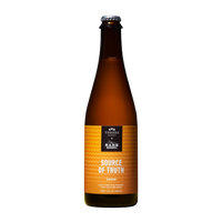 Source of Truth: Toigo Orchards 500ml (Oak-Aged Saison with Peaches - Collab with The Rare Barrel)