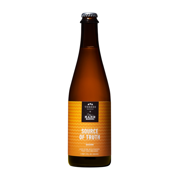 Source of Truth: Toigo Orchards <br> Oak-Aged Saison - Collaboration with The Rare Barrel 500ml