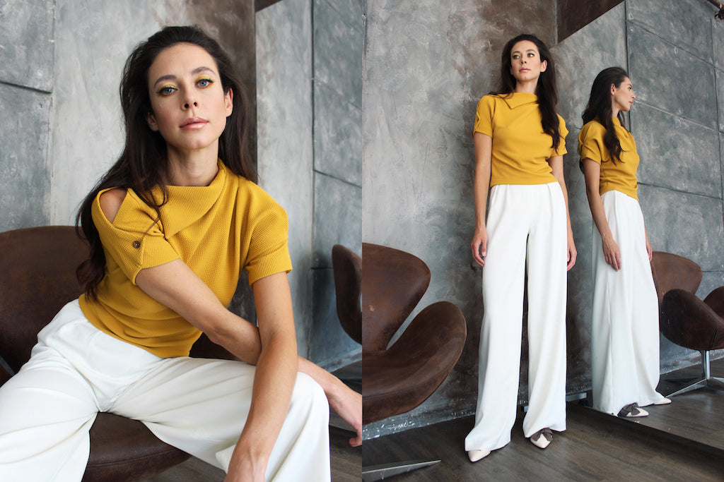 Ying Cai _ SS 22 Look 1 - 1