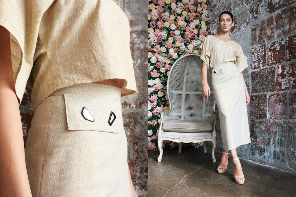 Ying Cai Look 1 -