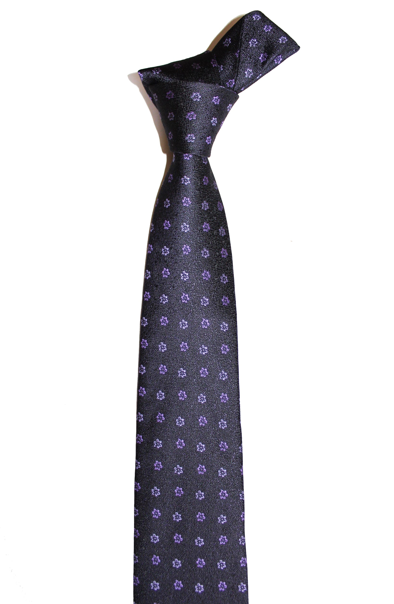 Ying Cai Norrian Tie /Black 2