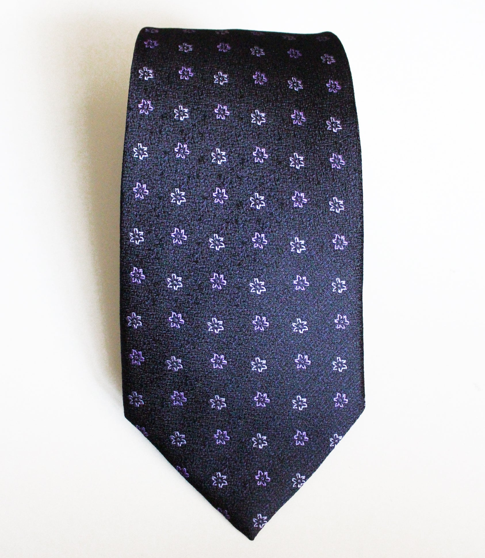 Ying Cai Norrian Tie /Black 3
