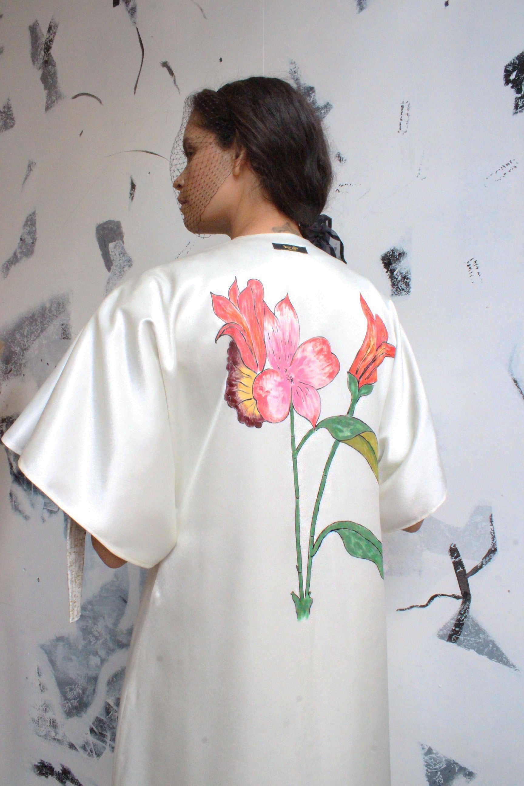 Ying Cai SS21 Art Collection 5 - 8