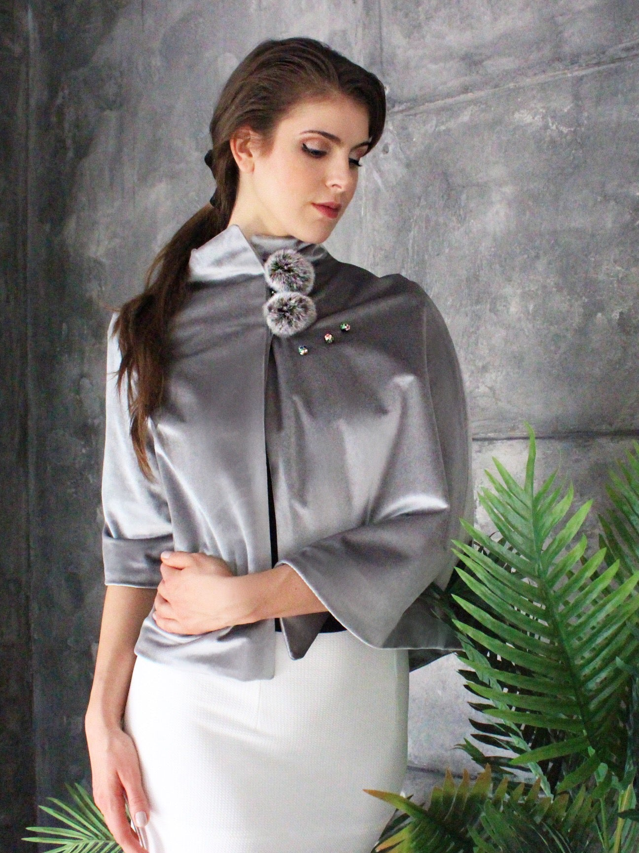 Ying Cai Art Couture Collection Look 4 - 1