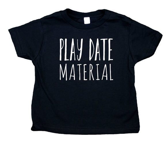 Funny Gender Neutral Toddler TShirt