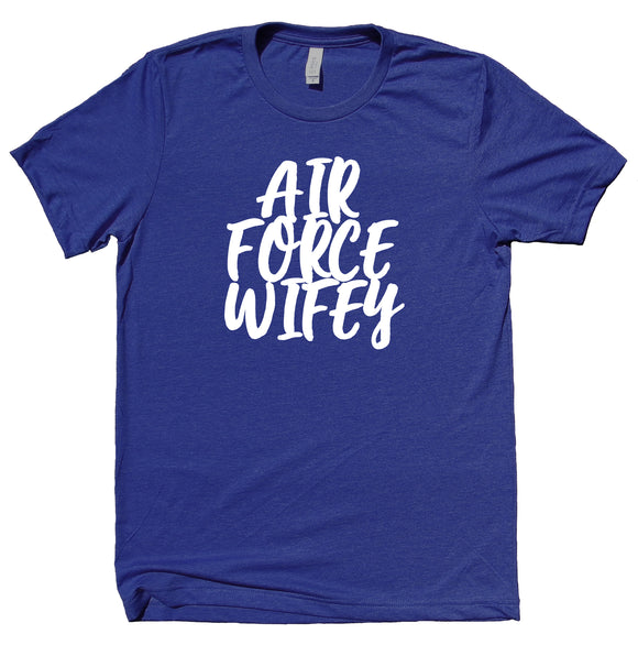Air Force Wife T-shirt Sunray Clothing