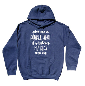 Crazy Kid Mom Hoodie Toddler Mom Life Mothers Day Gift Sweatshirt