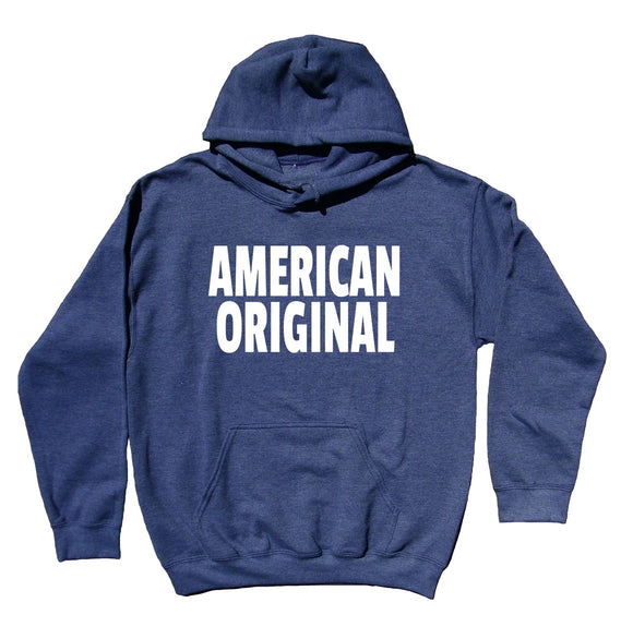 Merica Sweatshirt American Original Hoodie Patriot USA America Clothing