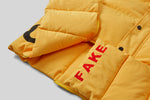 "Streetwear-""Fake Friends"" Winter Coat-Jacket-Scattered, LLC"