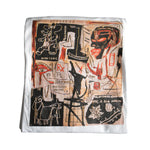 Streetwear-Handsewn Basquiat Tee-Shirts-Scattered, LLC