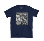 "Streetwear-""The B.I.G. Sleep"" Headline Tee-Scattered, LLC"