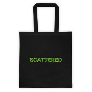 Scattered x Dripped Gawd Logo Tote
