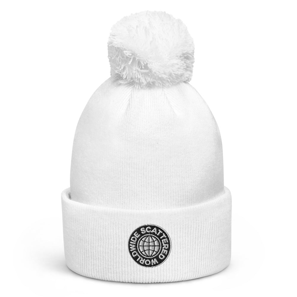Scattered Worldwide Beanie