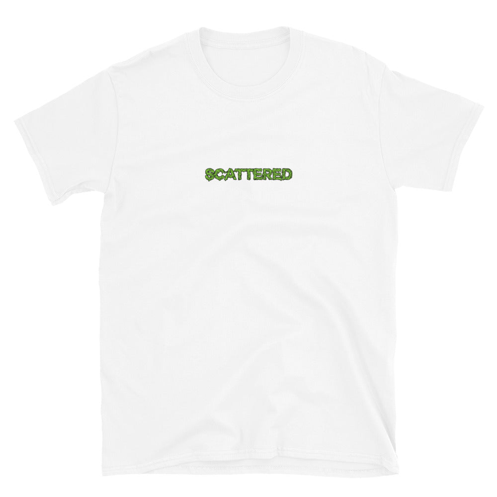Scattered x Dripped Gawd Logo Tee