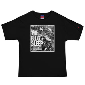 Scattered x Champion B.I.G. Sleep Tee