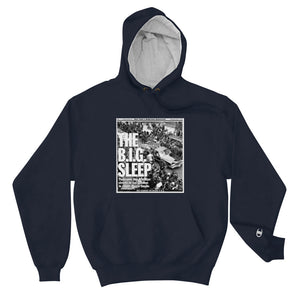 Scattered x Champion B.I.G. Sleep Hoodie