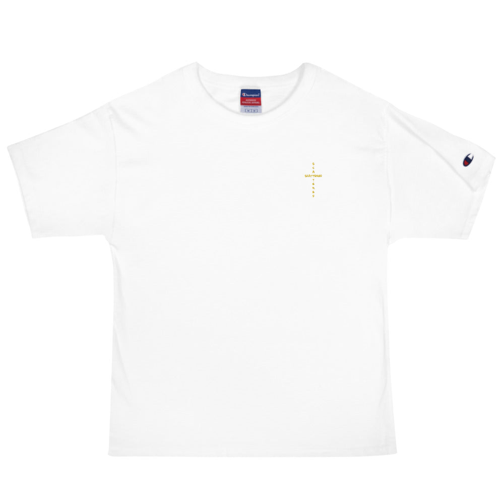 Scattered Cross Tee