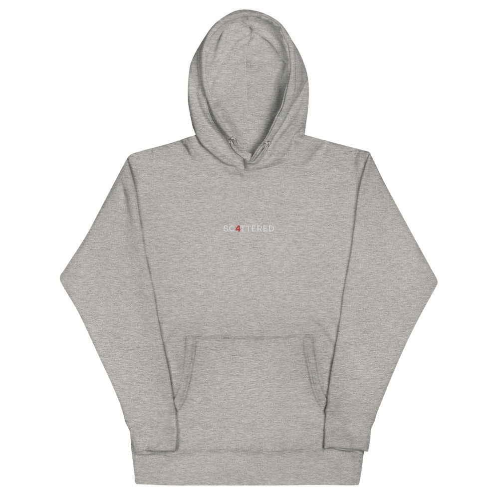 4 Year Anniversary Embroidered Hoodie