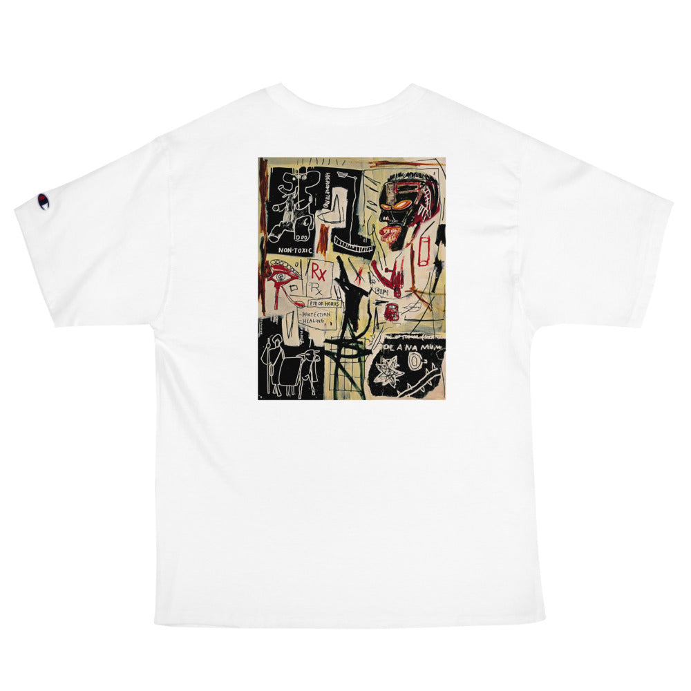 Scattered x Champion Basquiat Tee