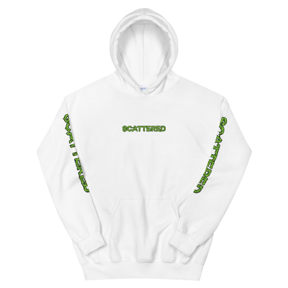 Scattered x Dripped Gawd Logo Hoodie