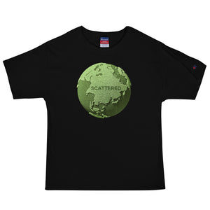 Scattered x BRAST x Champion Worldwide Tee