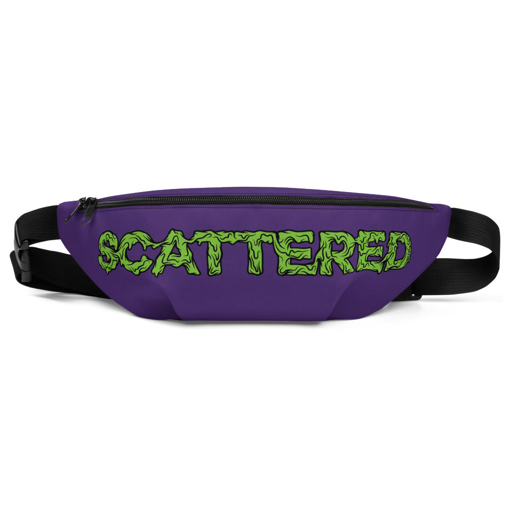 Scattered x Dripped Gawd Fanny Pack