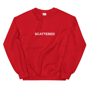 Scattered Logo Crewneck
