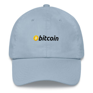 Bitcoin Logo Hat
