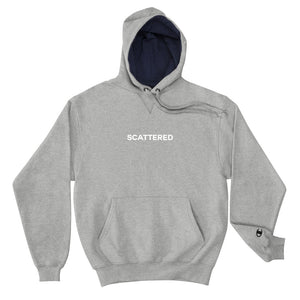 Scattered x Champion Logo Hoodie