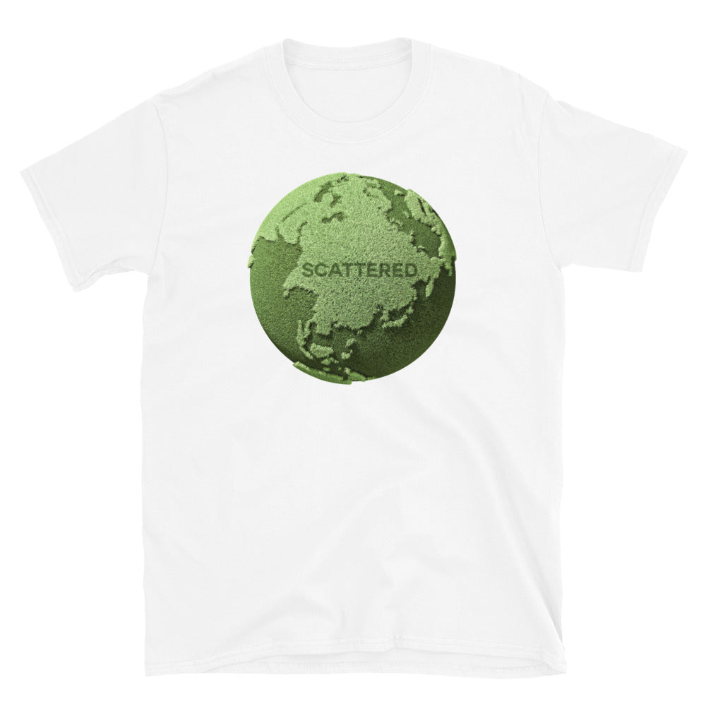 Scattered x BRAST Worldwide Logo Tee