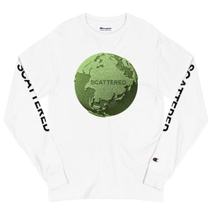 Scattered x BRAST x Champion Logo Tee