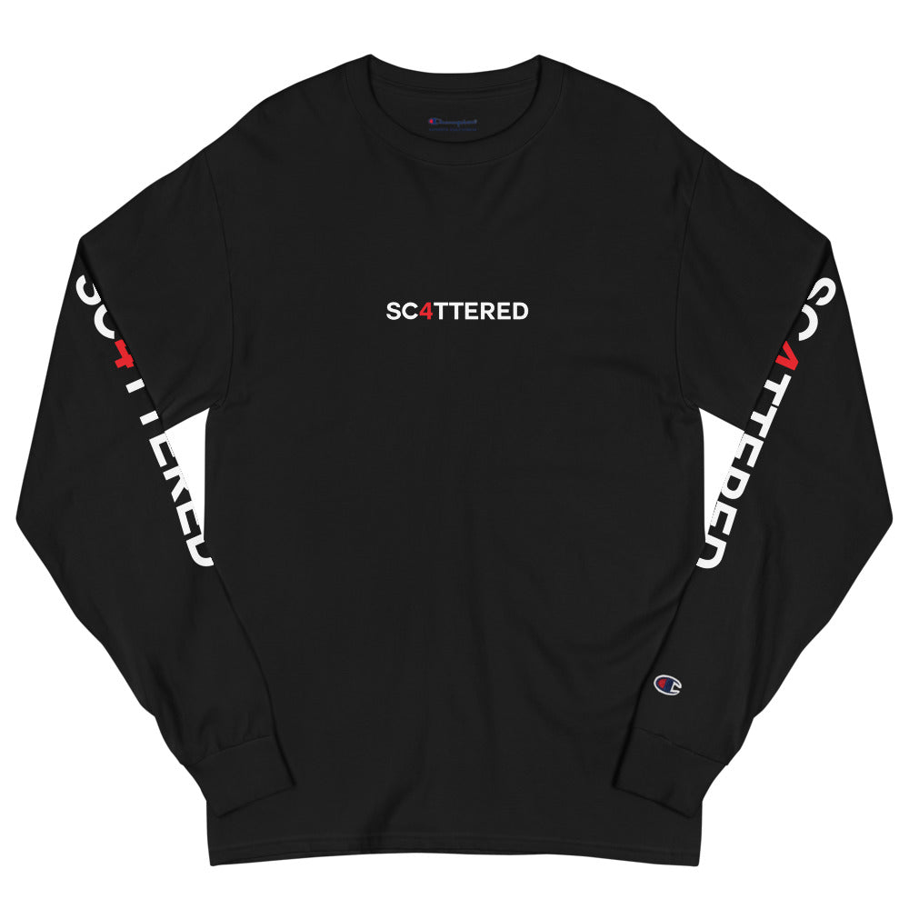 Scattered 4 Year Anniversary Long Sleeve Shirt