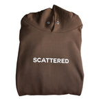 Streetwear-Sample Brown Hoodie-Hoodie-Scattered, LLC