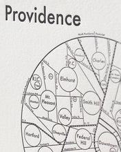 Providence Map Print