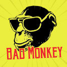 Bad Monkey Logo