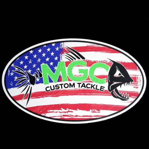 MGC Flag Sticker