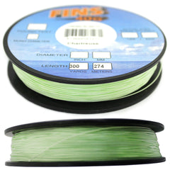 Fins 40G Composite Superline 1500yds Sea Foam Green