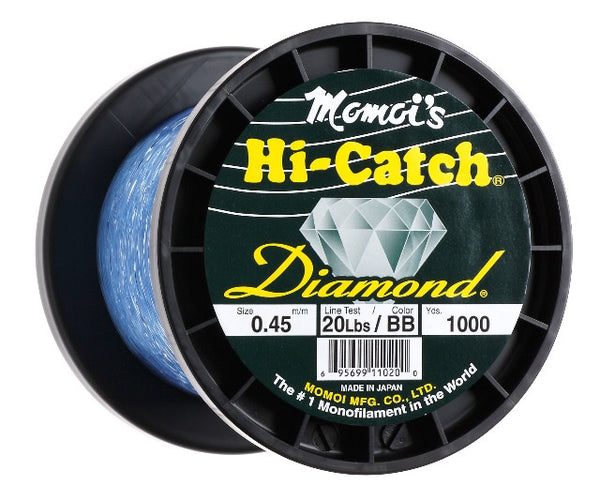 Momoi's Hi-Catch Diamond Fishing Line
