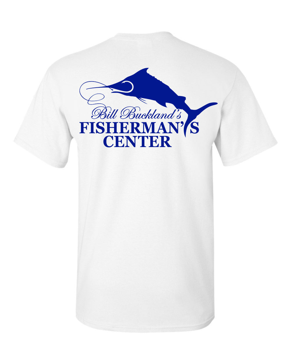 The Fisherman's Center Original Short Sleeve T-Shirt