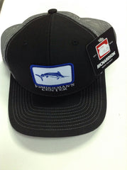 Fisherman's Center Blue Marlin Release Hat