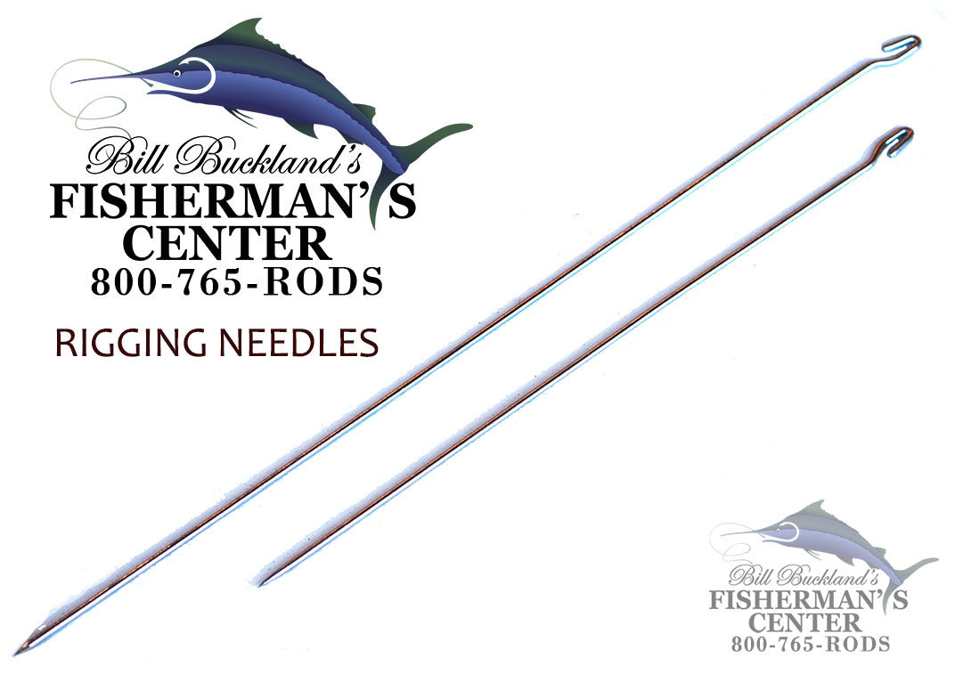 Open Eye Rigging Needles