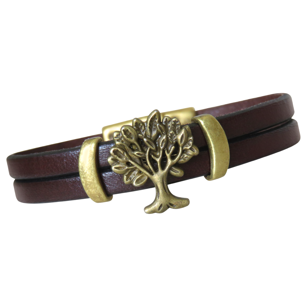 The Tree of Life In Brass