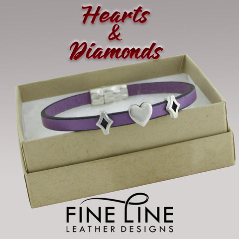 Hearts & Diamonds 5mm