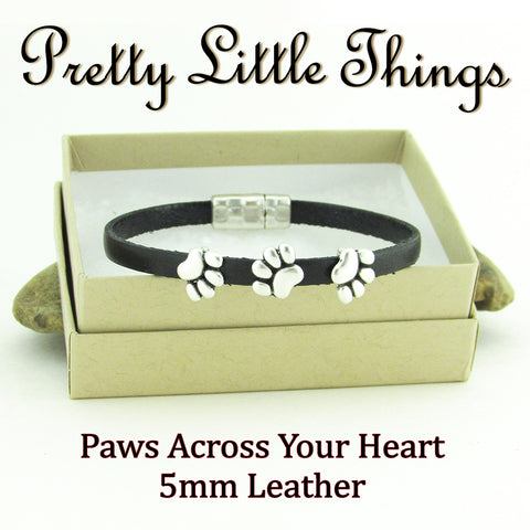 Paws Across Your Heart 5mm