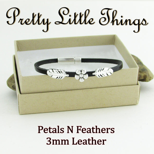 Petals N Feathers 3mm
