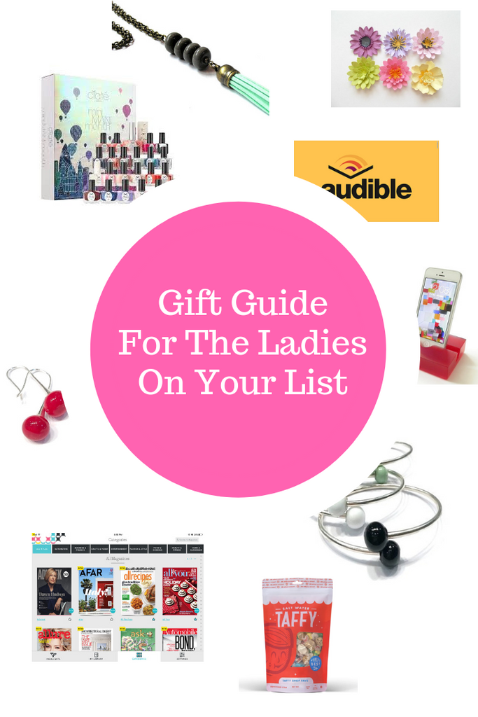 Gift Guide For Ladies On Your List