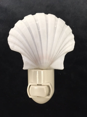 Seashell Nautical Nightlight
